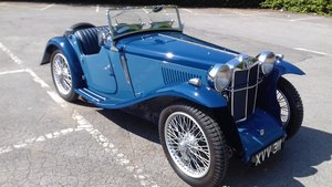 1934 MG PB Midget  For Sale