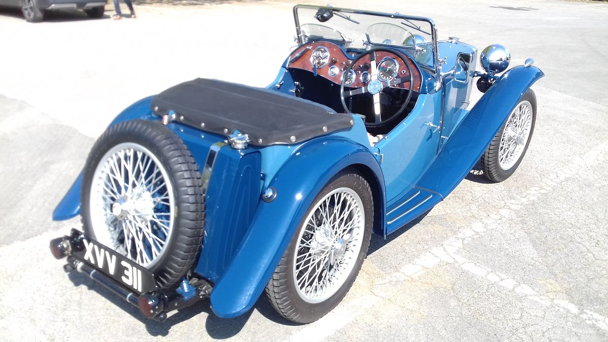 1934 MG PB Midget  For Sale (picture 2 of 6)