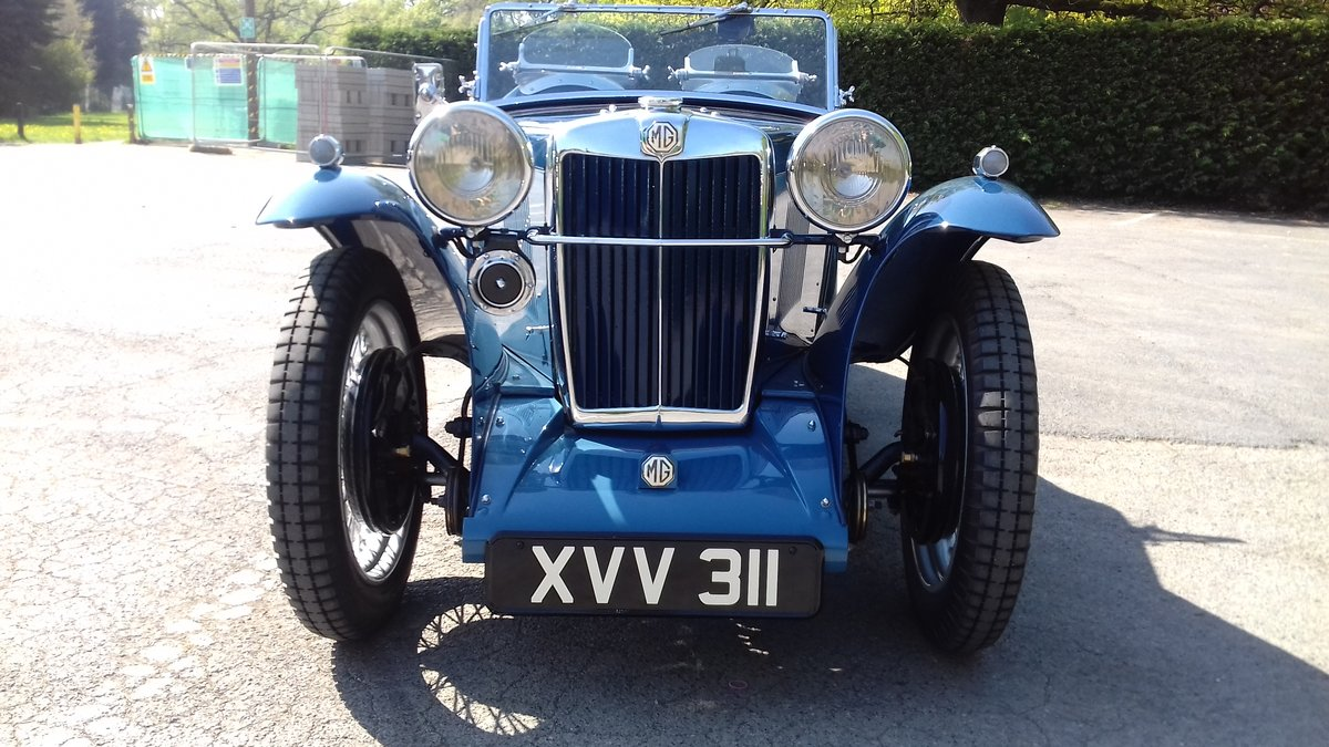 1934 MG PB Midget  For Sale (picture 3 of 6)