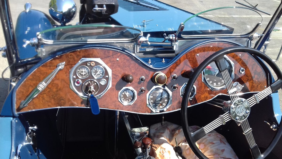 1934 MG PB Midget  For Sale (picture 4 of 6)