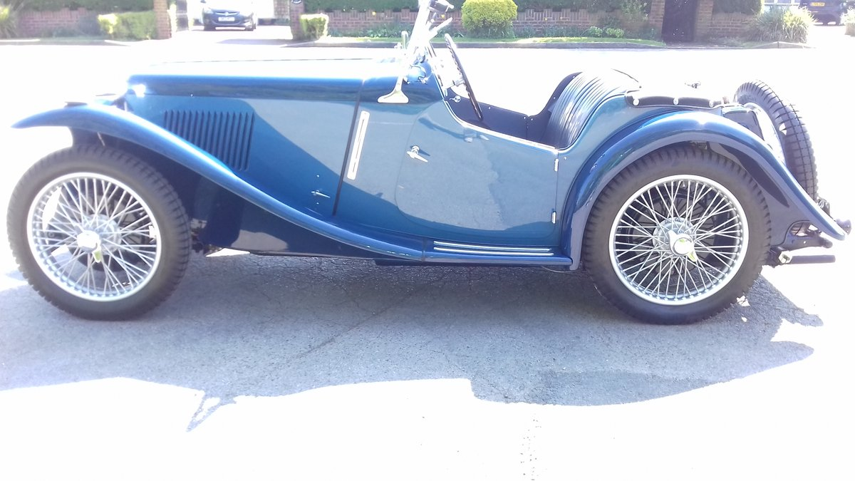 1934 MG PB Midget  For Sale (picture 6 of 6)