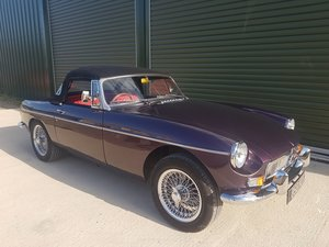 1970 MGB Roadster Heritage shell restoration, amazing spec. For Sale
