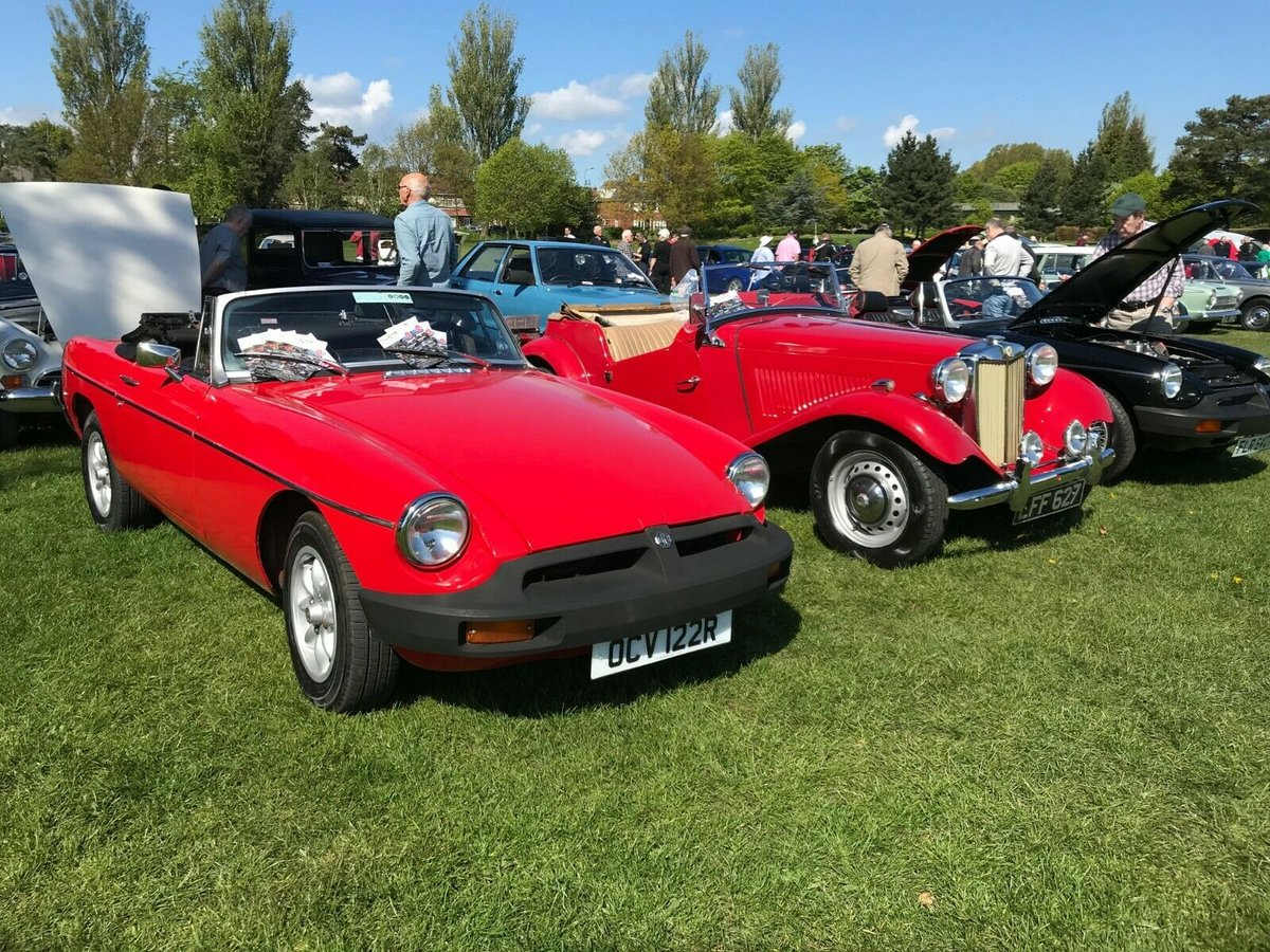 1977  MG MGB ROADSTER TAX EXEMPT LOVELY USABLE CLASSIC CAR SOLD (picture 1 of 6)