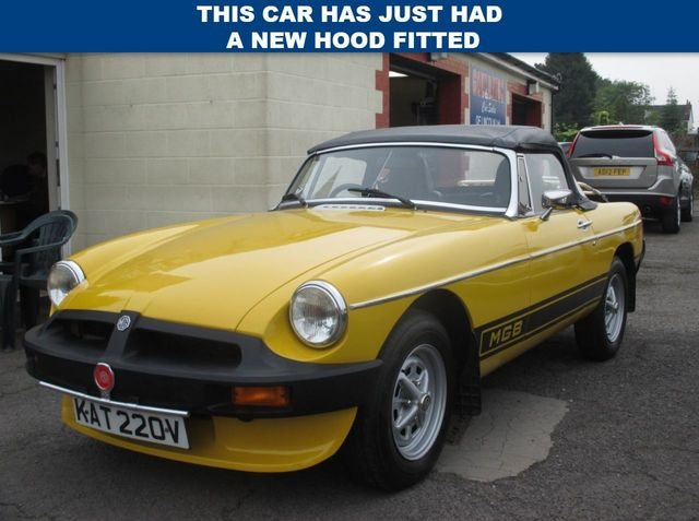 1979 MGB ROADSTER For Sale (picture 3 of 6)