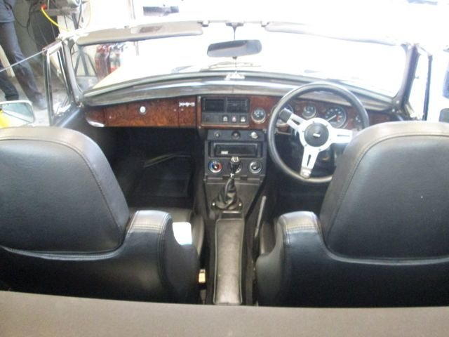 1979 MGB ROADSTER For Sale (picture 5 of 6)