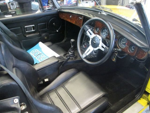 1979 MGB ROADSTER For Sale (picture 6 of 6)