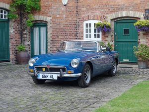 1972 MG B Roadster For Sale by Auction