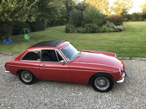 MG MGB GT For Sale | Car and Classic
