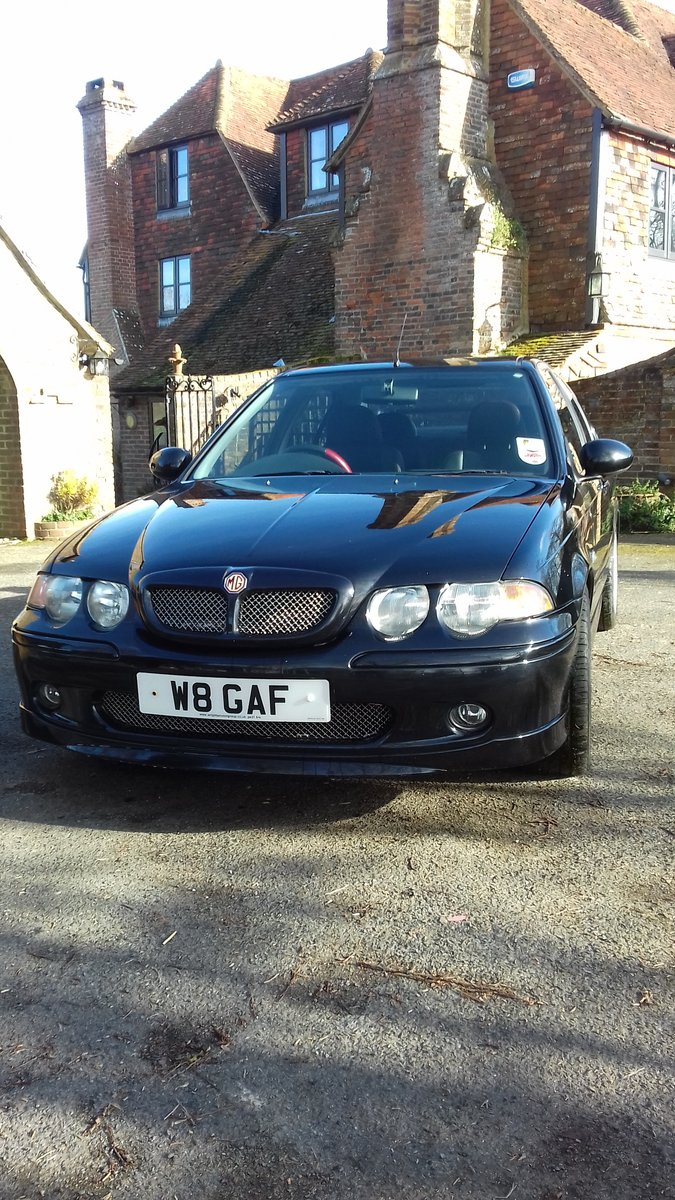 2003 MG ZS Very Low Mileage Rare  For Sale (picture 1 of 6)