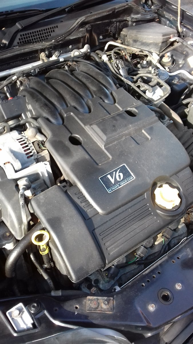2003 MG ZS Very Low Mileage Rare  For Sale (picture 6 of 6)