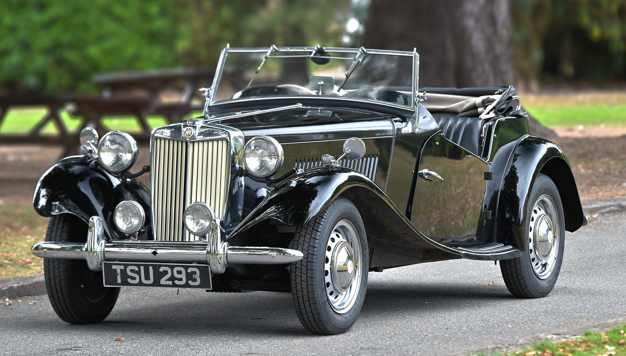 1953 MG TD For Sale (picture 1 of 6)