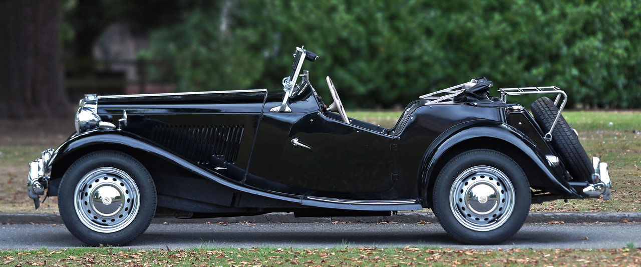 1953 MG TD For Sale (picture 3 of 6)