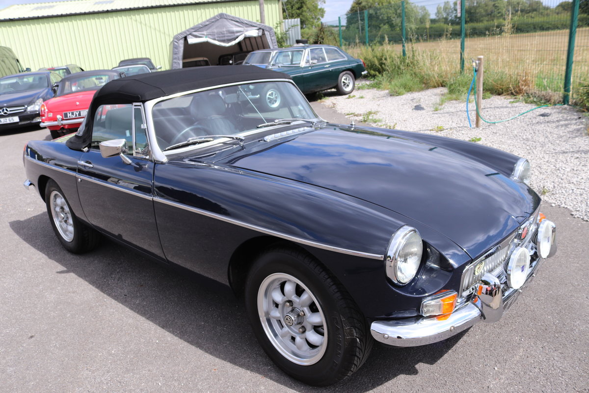 1975 17 MGB ROADSTERS IN STOCK,1963-1974 MGOC RECOMMENDED For Sale (picture 3 of 6)