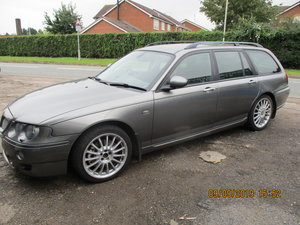 2003 MG ZTT ESTATE V/6 2.5cc MANUAL WITH A TOW BAR  NEW MOT/ CAM  For Sale