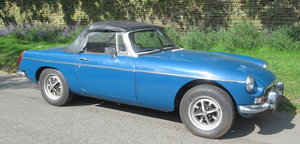 1974 MG B ROADSTER For Sale by Auction