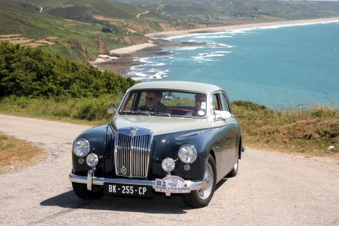 1957 MG Magnette Varitone  For Sale (picture 1 of 6)