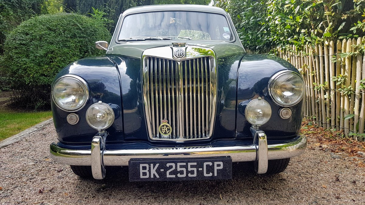 1957 MG Magnette Varitone  For Sale (picture 4 of 6)