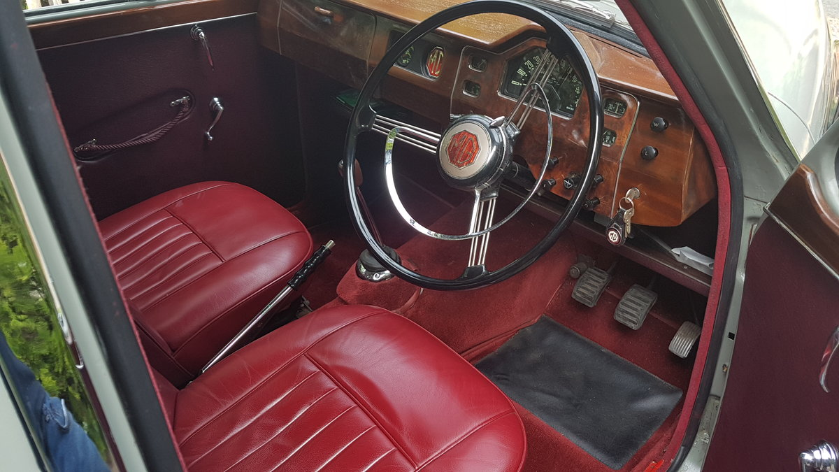 1957 MG Magnette Varitone  For Sale (picture 5 of 6)