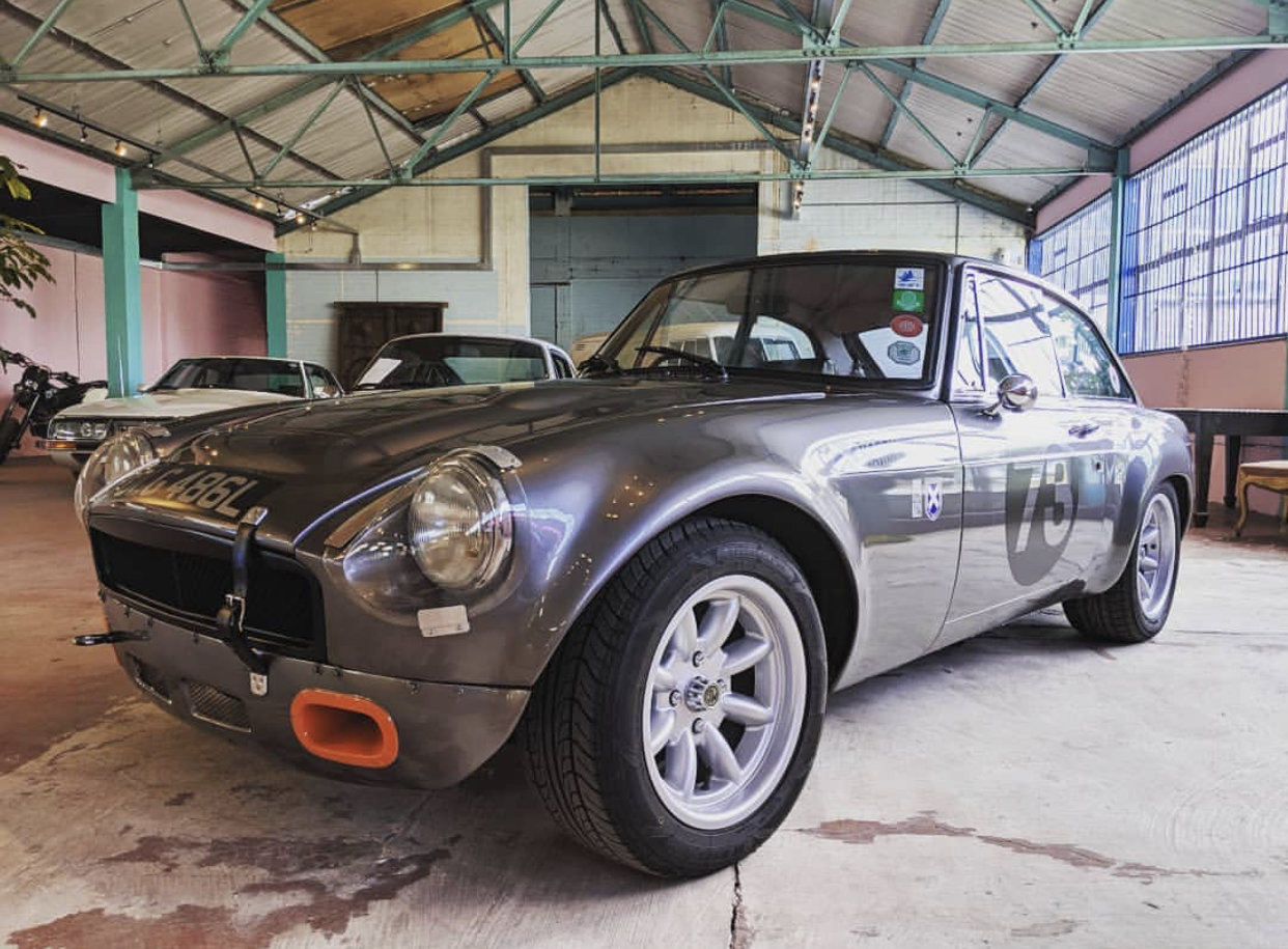 1972 1973 MGB GT Sebring Replica For Sale (picture 1 of 9)