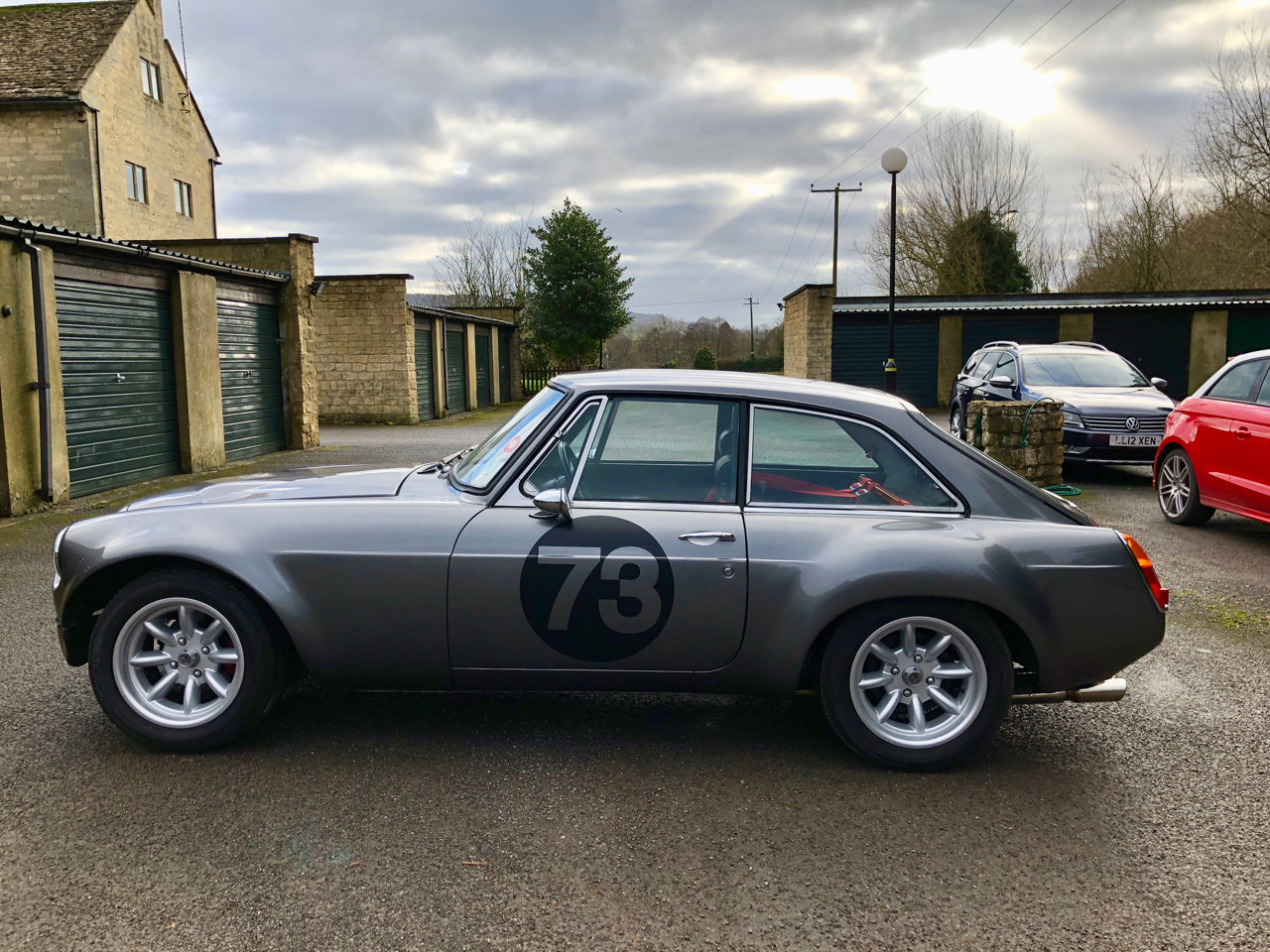 1972 1973 MGB GT Sebring Replica For Sale (picture 6 of 9)