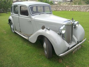 1950 MG YA Saloon. 1250cc For Sale