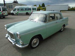MG MAGNETTE 1.6 AUTO LHD 4DR MK4(1962)DOVE GREY 1 OWNER SOLD