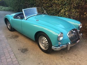 1959 MGA Twin Cam nice example For Sale