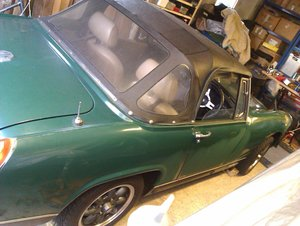 1978 MG Midget 1500cc project