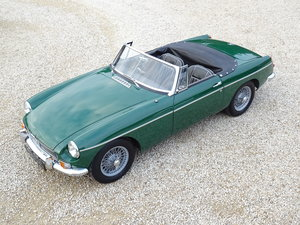 MGB Roadster Mk1 – Original/Matching Numbers ? The original  For Sale