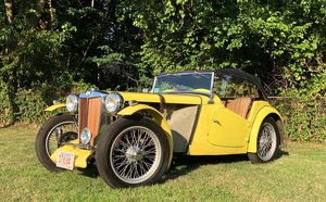 1947 MG TC For Sale