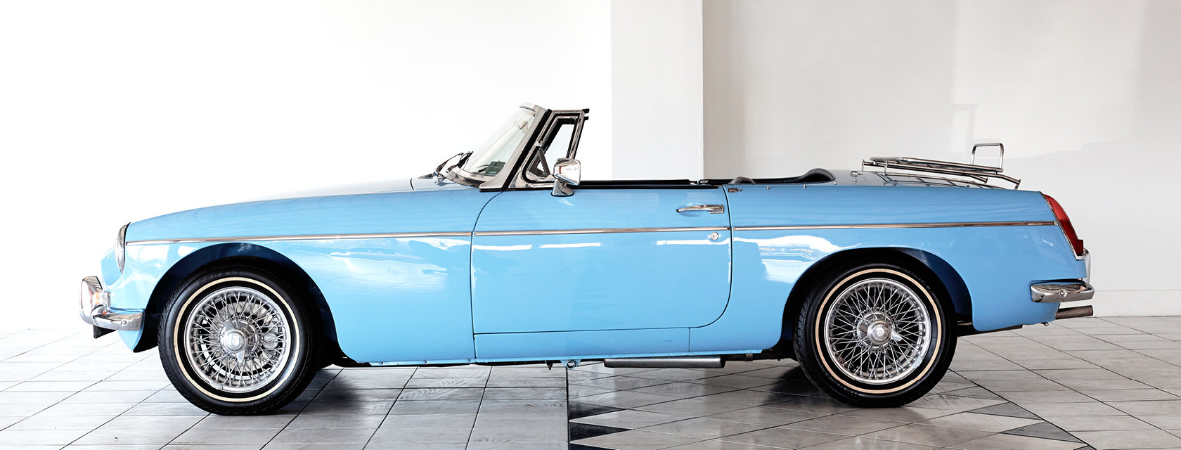 1963 B ROADSTER SERIES 1  For Sale (picture 2 of 10)