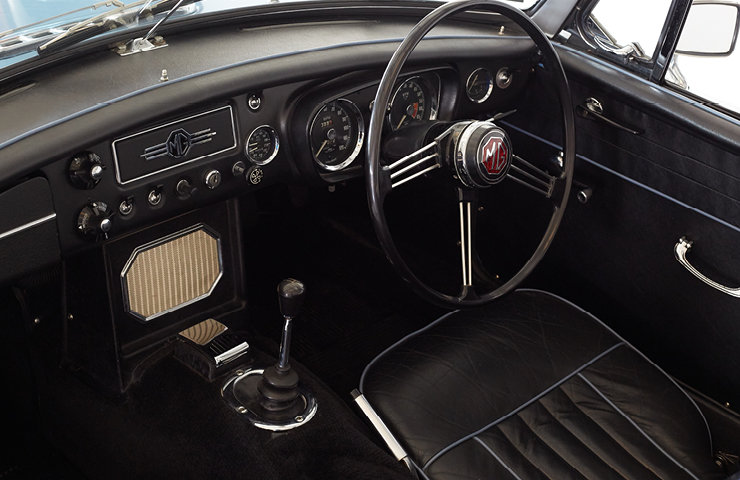 1963 B ROADSTER SERIES 1  For Sale (picture 4 of 10)