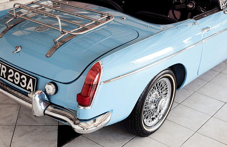 1963 B ROADSTER SERIES 1  For Sale (picture 5 of 10)