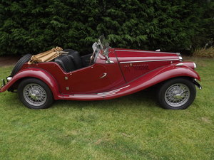 1954 MG TF Restored  For Sale