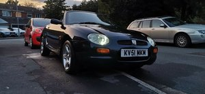 2001 MGF Mk2 extensively refurbished For Sale