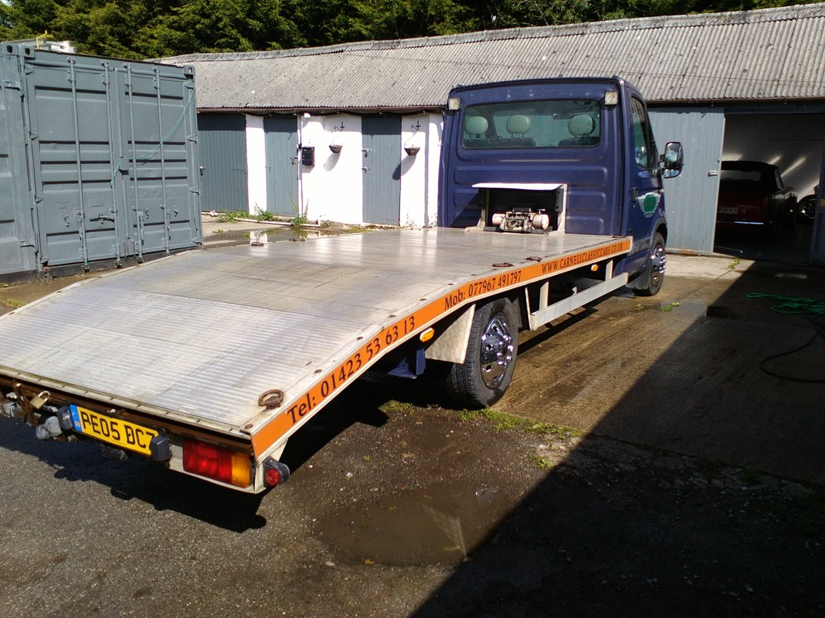 1969 RECOVERY TRUCK AVAILABLE FOR EXCHANGE WITH CLASSIC CAR  For Sale (picture 3 of 6)