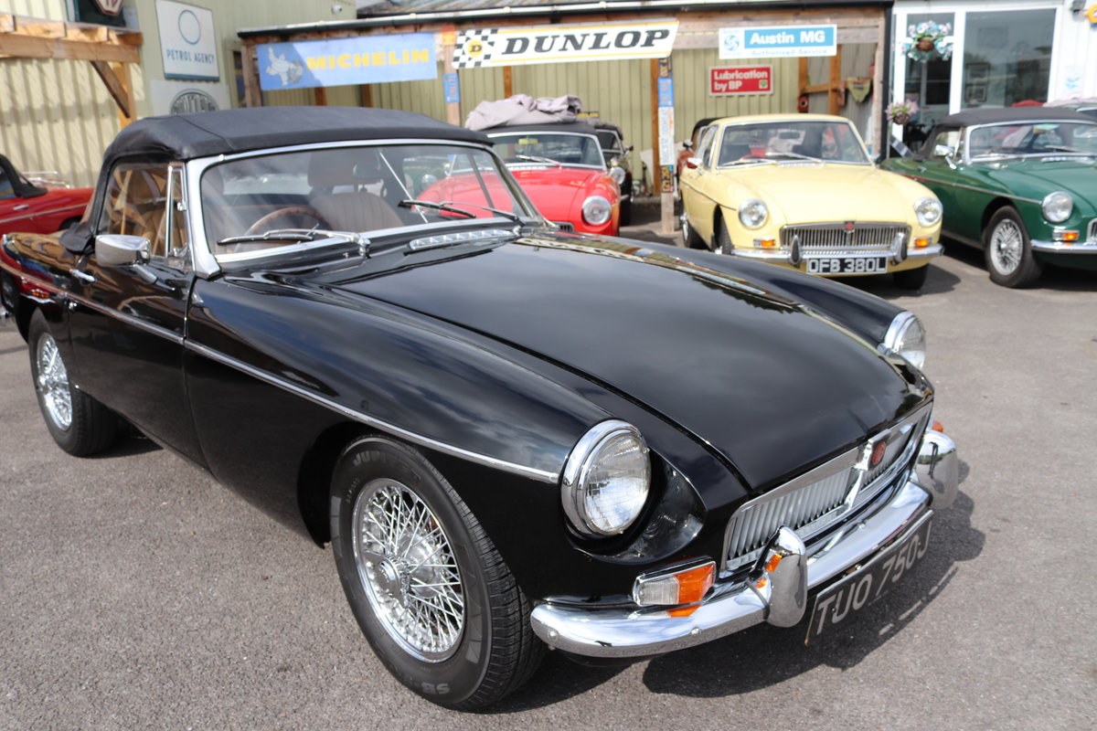 1971 MGB Roadster,fully rebuilt with POWER STEERING For Sale (picture 1 of 6)
