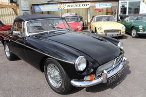 Picture of 1971 MGB Roadster,fully rebuilt with POWER STEERING SOLD