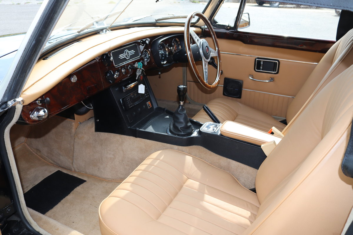 1971 MGB Roadster,fully rebuilt with POWER STEERING For Sale (picture 2 of 6)