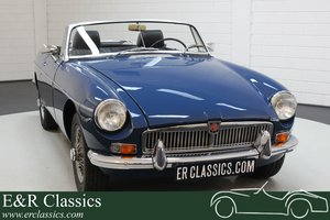 MG B Cabriolet Old style 1964 very good condition For Sale