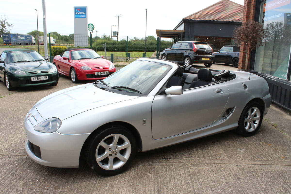 2006 MGTF 135,ONLY 40,000 MLS,1 OWNER,NEW HEADGASKET,BELT&PUMP For Sale (picture 2 of 6)