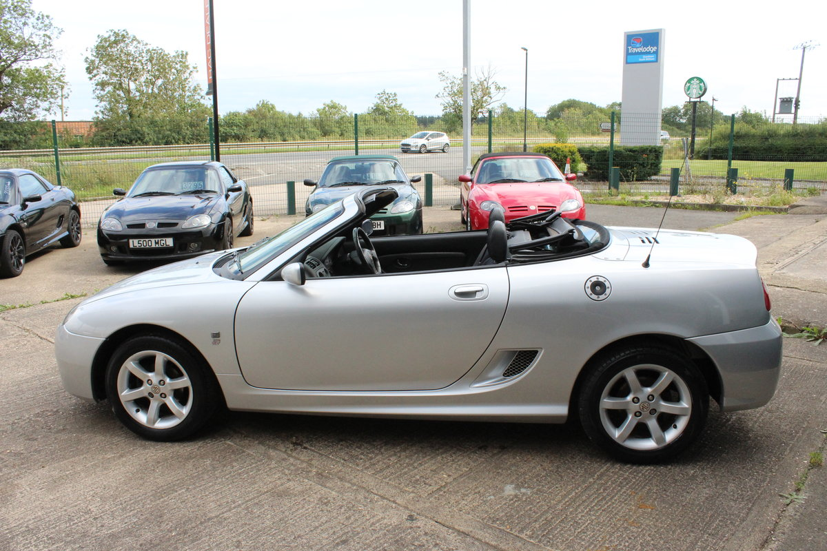 2006 MGTF 135,ONLY 40,000 MLS,1 OWNER,NEW HEADGASKET,BELT&PUMP For Sale (picture 5 of 6)
