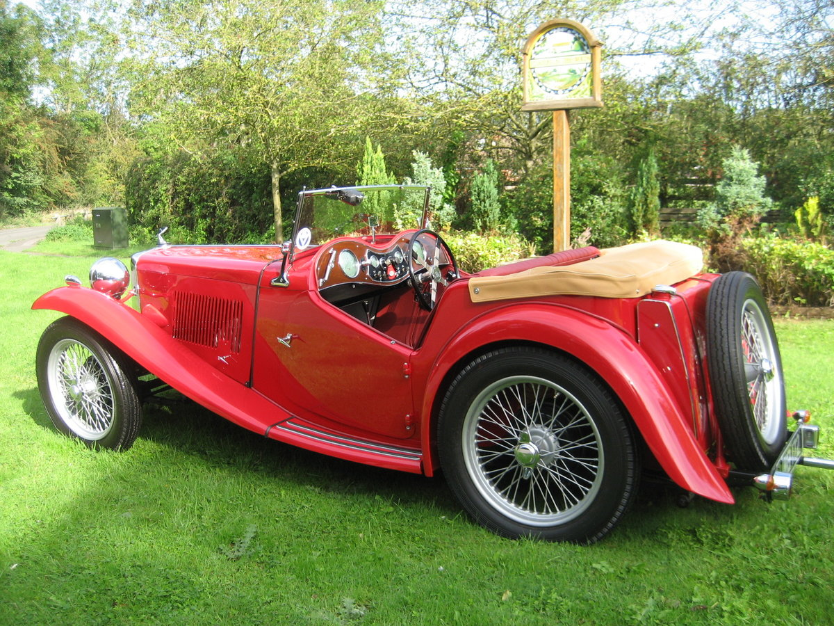 1947 MG TC For Sale (picture 2 of 6)