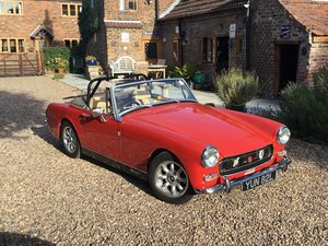 MG Midget. Fast road spec.1972 Round Wheel Arch For Sale
