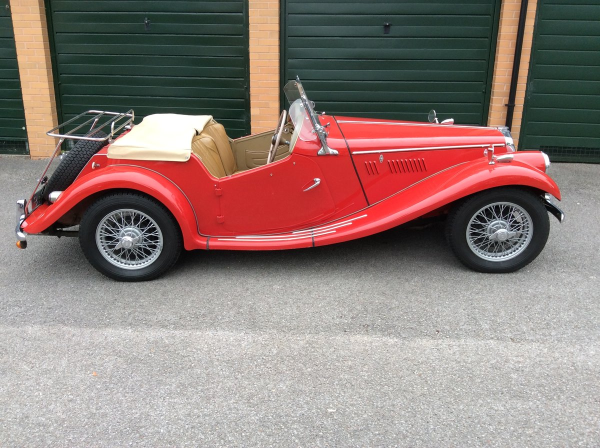 1954 MG TF For Sale (picture 2 of 5)