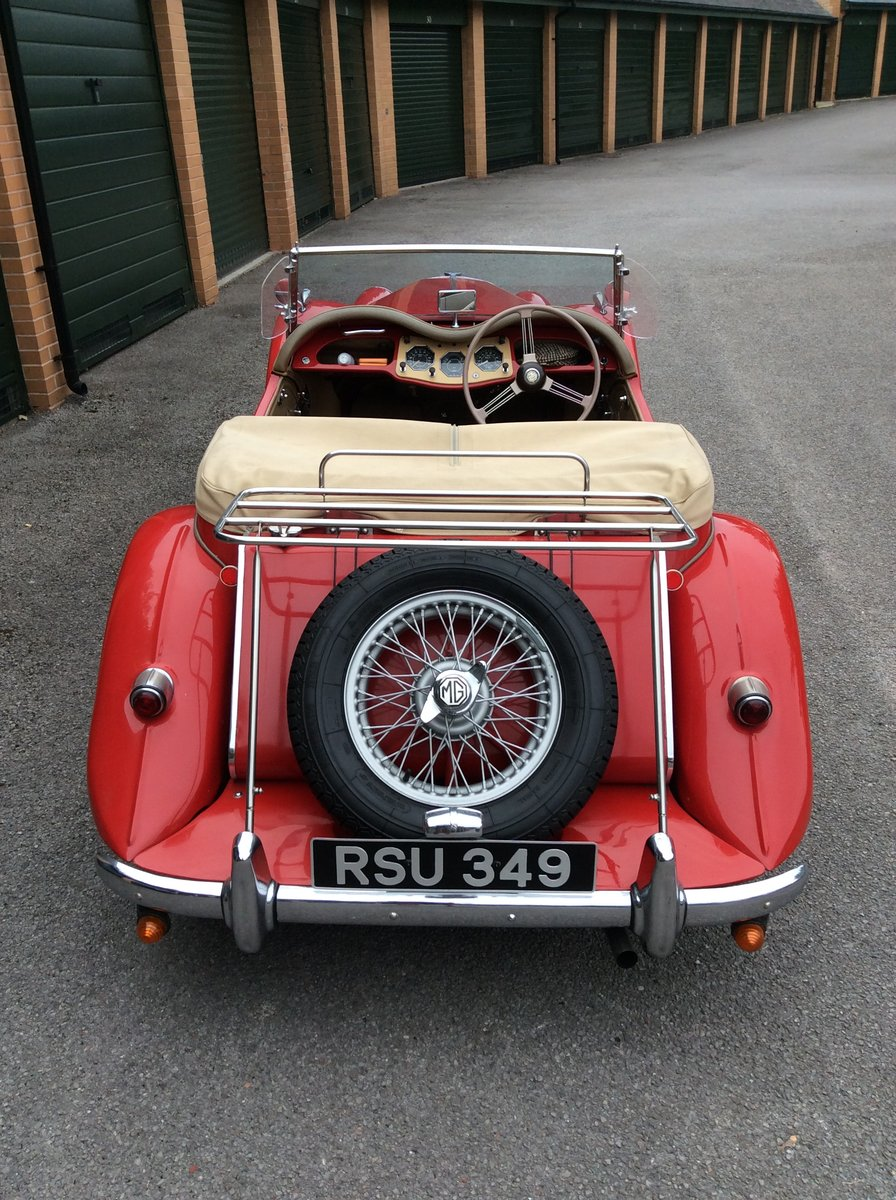 1954 MG TF For Sale (picture 3 of 5)