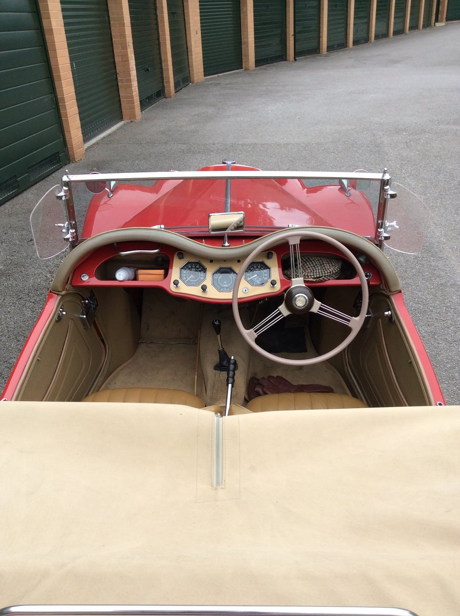 1954 MG TF For Sale (picture 4 of 5)