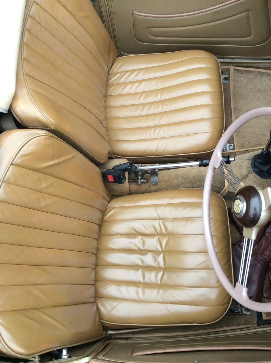 1954 MG TF For Sale (picture 5 of 5)