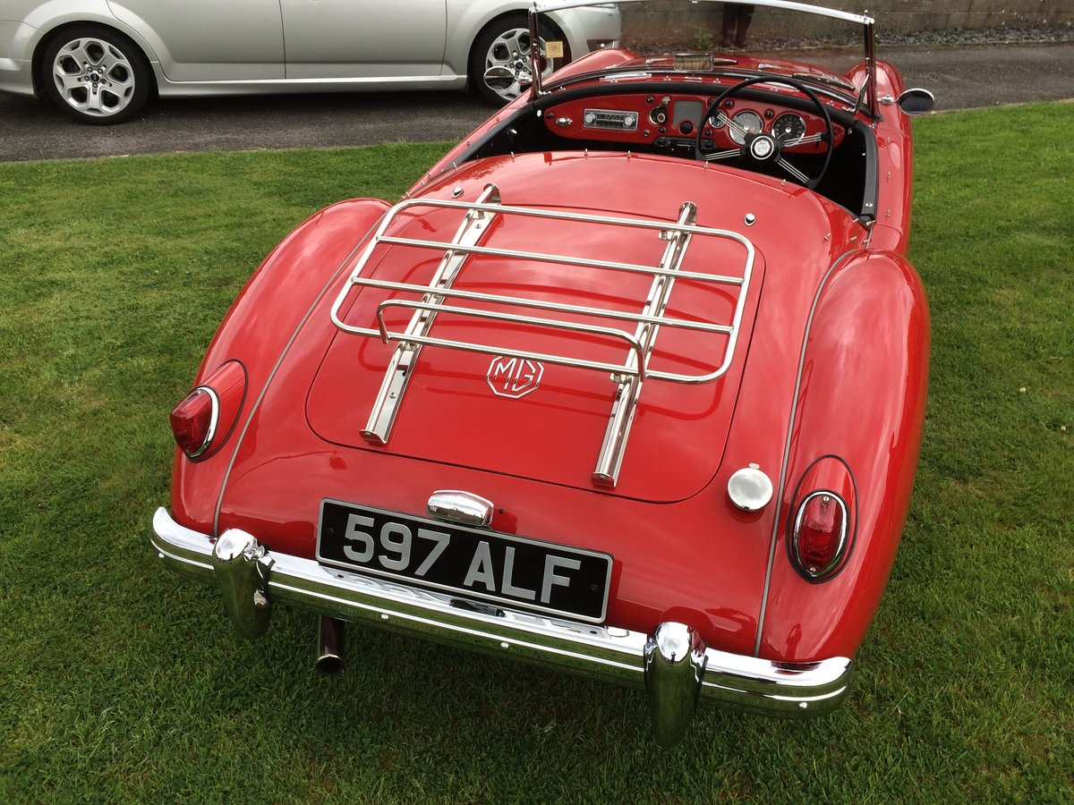1959 MGA MK1 1500 Roadster UK Car  For Sale (picture 4 of 6)
