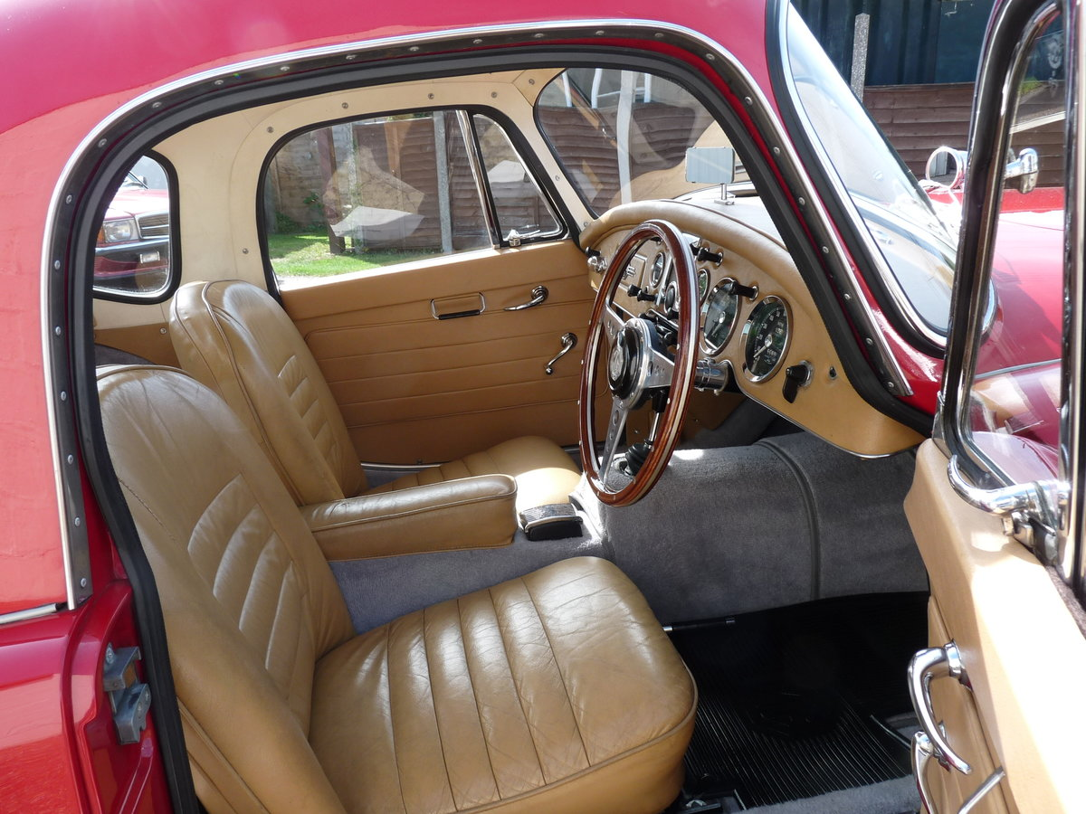 1960 MGA 1600 Coupe Mk1, extensive history For Sale (picture 3 of 6)
